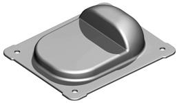 Accessoires quincaillerie ab automatismes b timent page 2 - Butee centrale pour portail ...