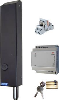 Accessoires verrouillages ab automatismes b timent page 2 - Serrure electrique portail battant ...