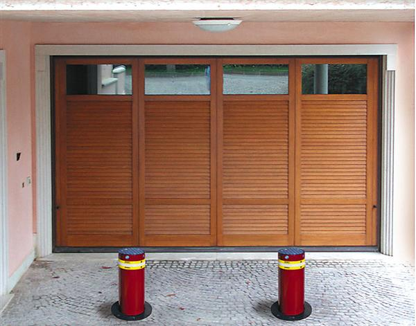 STRABUC 930 BLINDEE - Protection de garage