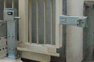 serrure electrique harpon pour portail coulissant accessoires verrouillages ab automatismes. Black Bedroom Furniture Sets. Home Design Ideas